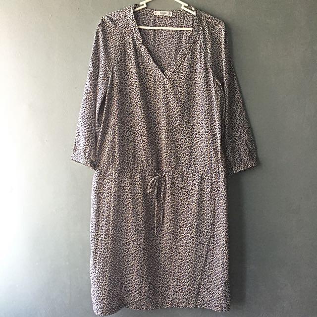 Preloved Mango Casual Dress