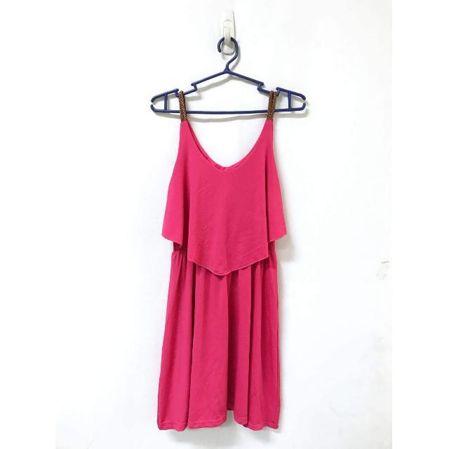 (Pre-loved) Spaghetti Dress (Unbranded)