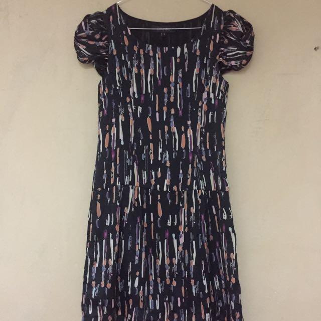 Premium Silk Dress