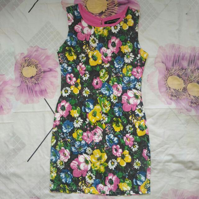 Primadonna Floral Dress