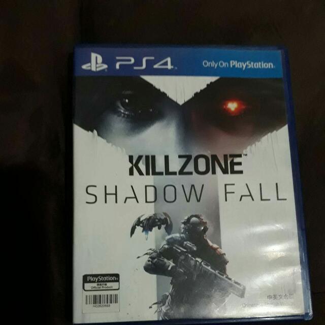 PS4 game KILL ZONE