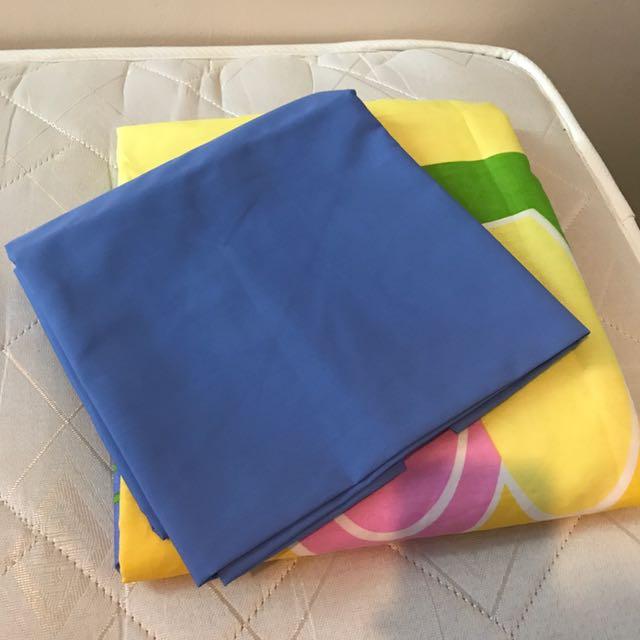 Queensize Bedsheet