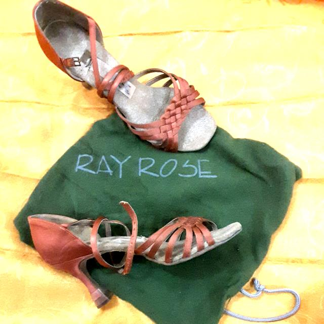 """""""RAY ROSE"""" Sepatu Dansa"""