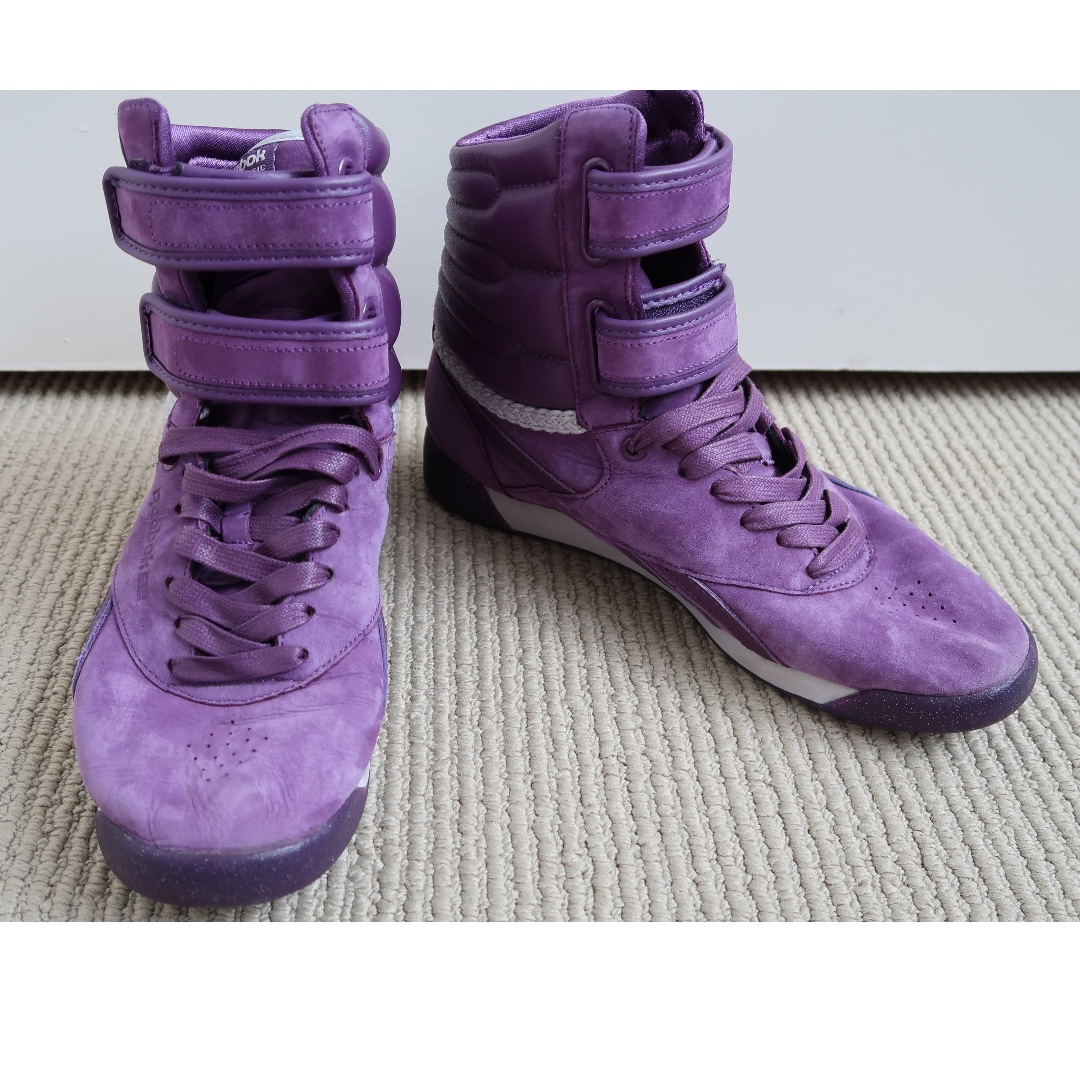 Rebook Alicia Keys Limited Addition Sneakers