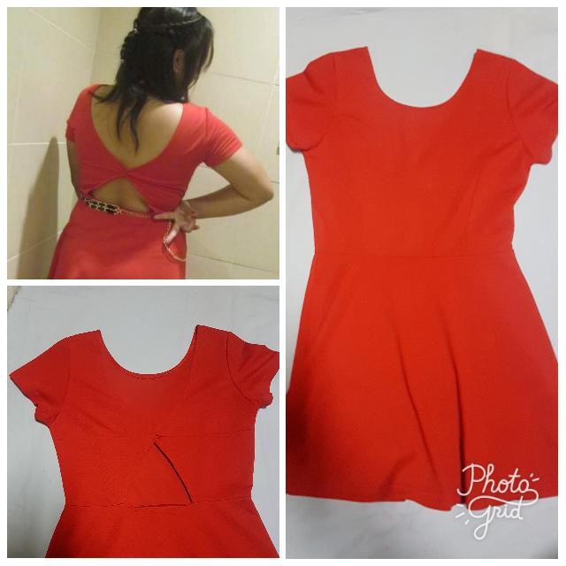 Red Madness Dress