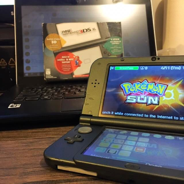 REPRICED: New Nintendo 3DS XL Black with FREE GAMES