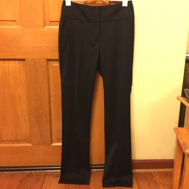 💕REVIEW - Black Work Pants
