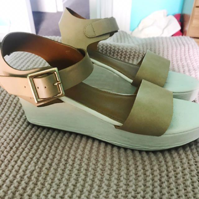 Rubi Platform Shoes