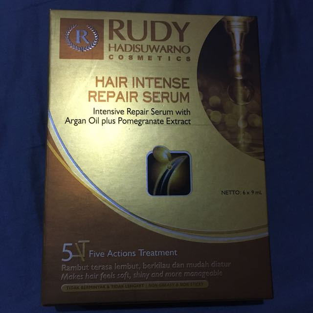 Rudy Hadisuwarno Cosmetics Hair Intense Repair Serum