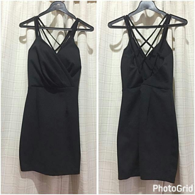 Semi Black Dress BKK