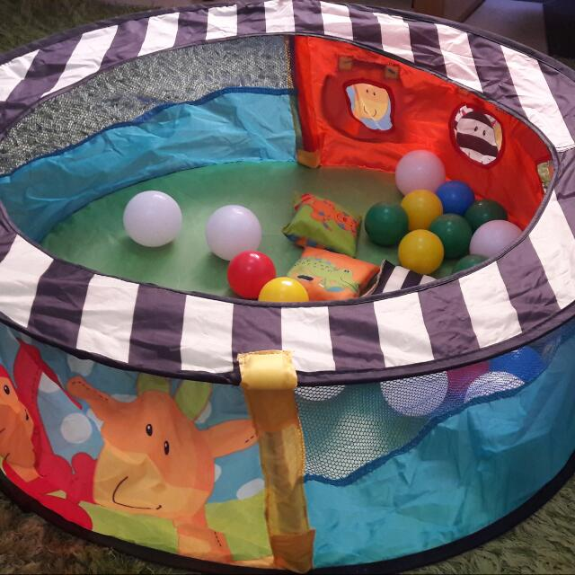 Sensory Ball Pit From ELC