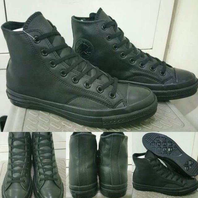 Sepatu Converse Allstar 70s Leather High 3ee5e0f8ca