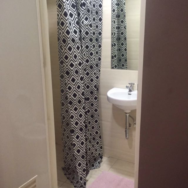 Shower Curtain HM Home Furniture On Carousell