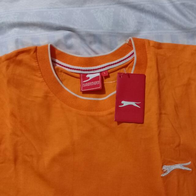 Slazenger Orange Shirt for Men