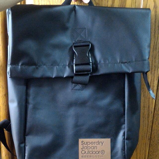 Superdry防水包包