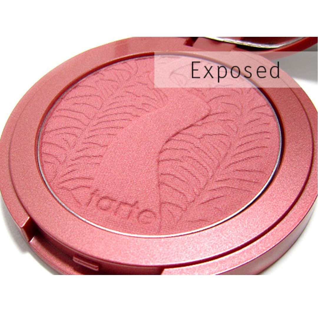 TARTE Amazonian Clay 12-Hour Blush colour: exposed