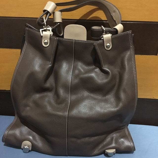 Tas Donini Fontana (Dark Brown)