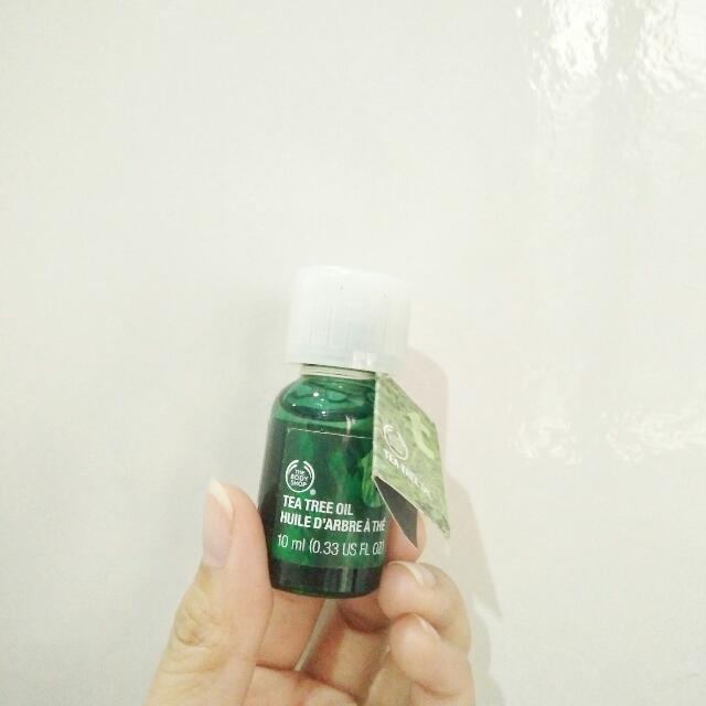 Tea Tree Oil by The Body Shop