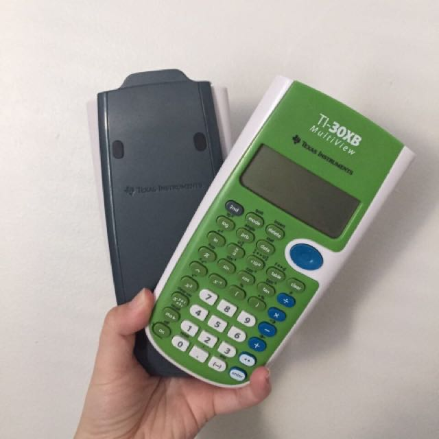 Texas Instruments (TI-30XB)