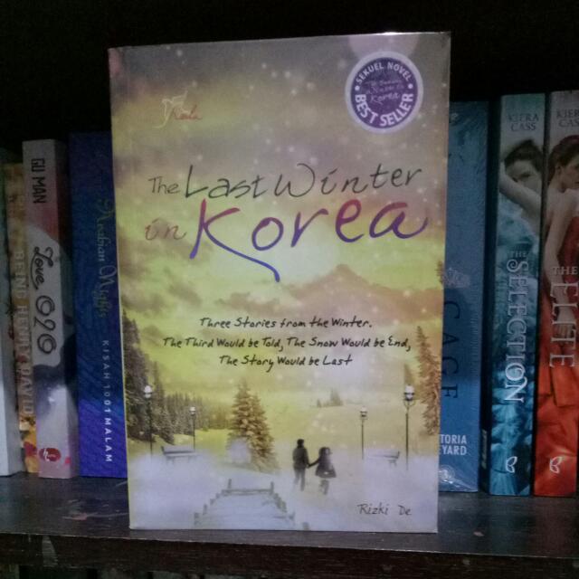 The Last Winter In Korea By Rizki De