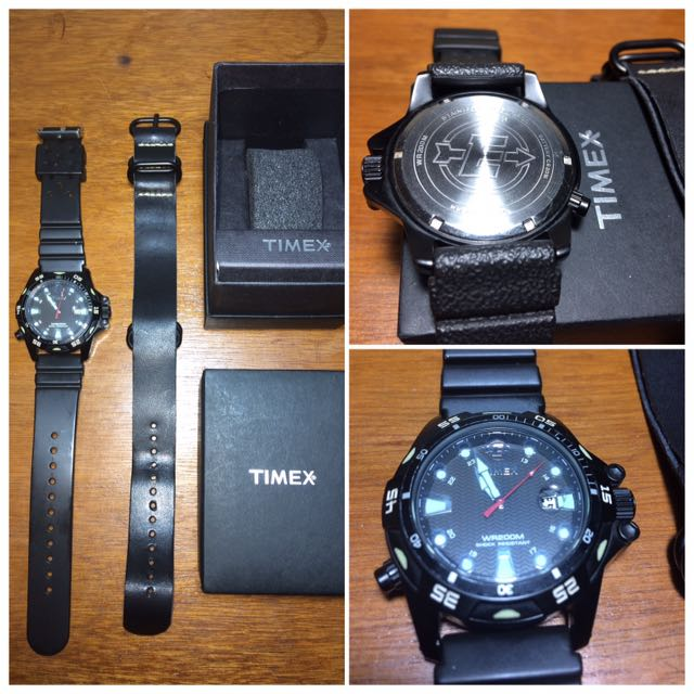 Timex Men's T49618 Expedition Dive