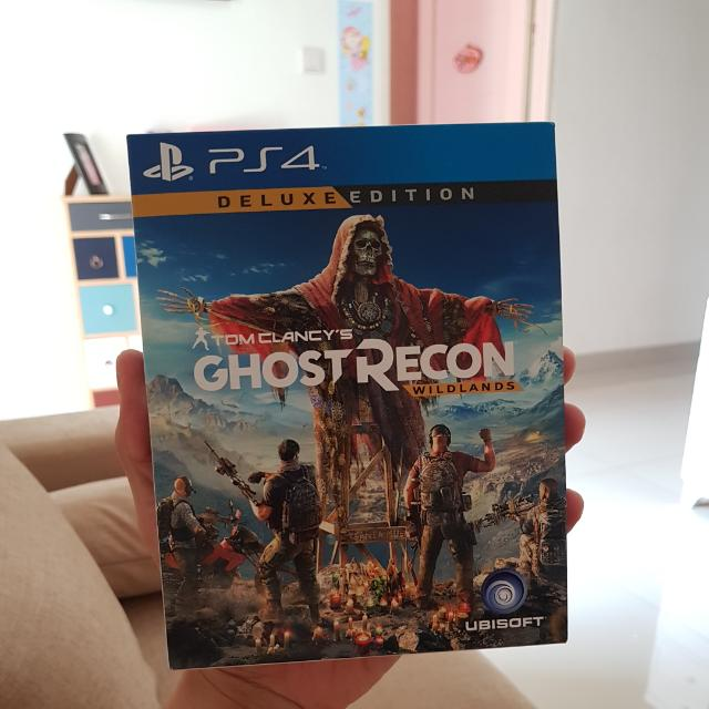 Tom Clancys Ghost Recon Deluxe Edition
