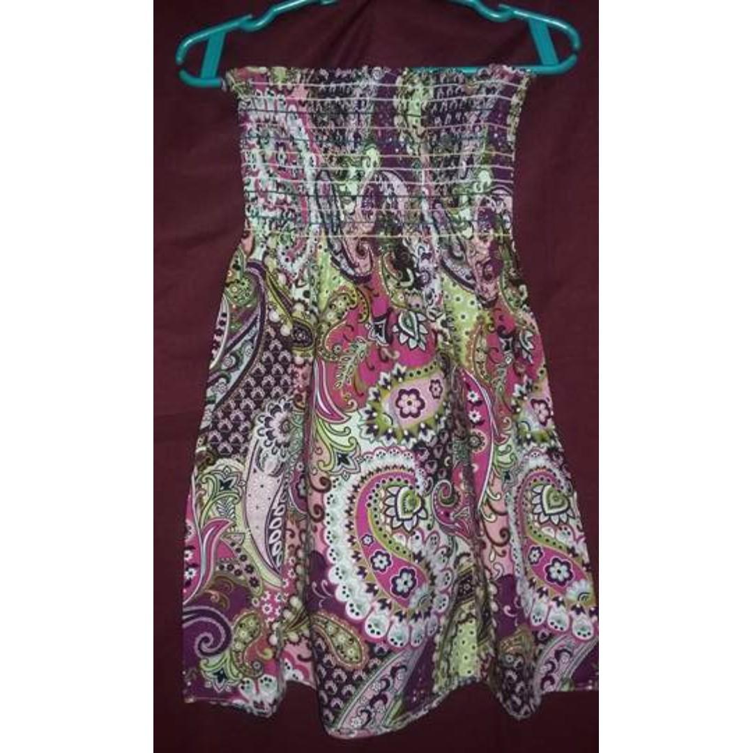 Tube Top/Dress