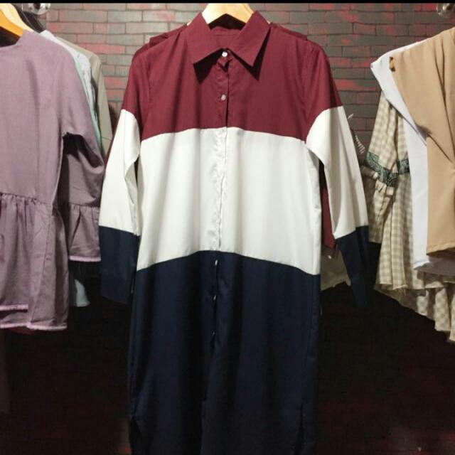 Tunic 3tone
