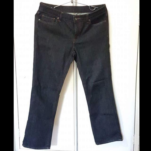 Uniqlo Denim Pants (Straight Cut)
