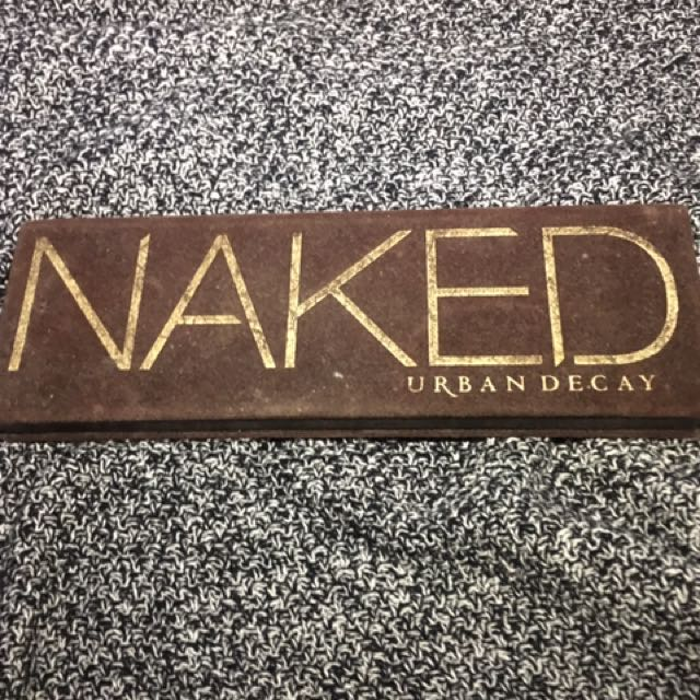 Urban Decay - Naked Palette