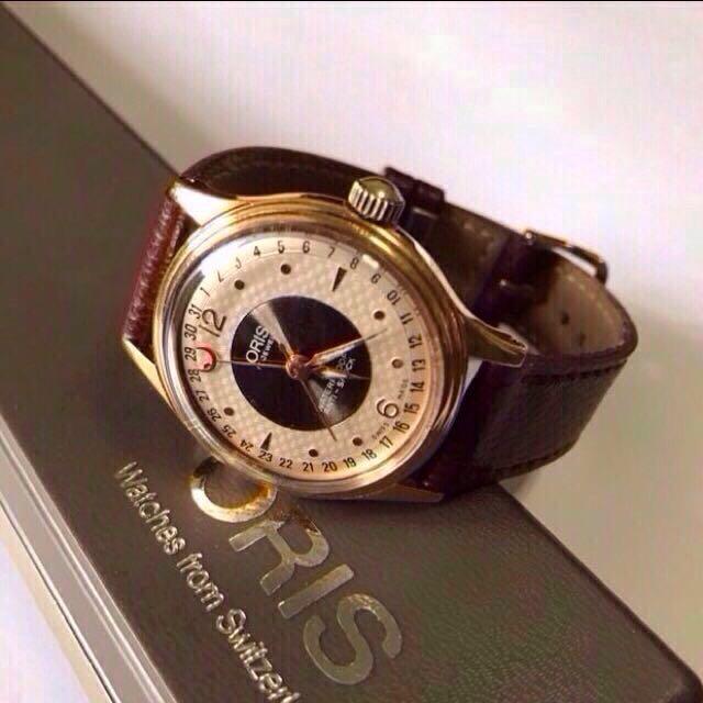 sold vintage oris pointer manual winding watch unisex women s rh sg carousell com Guess Waterpro Watch Battery Change Guess Waterpro Watch Bands