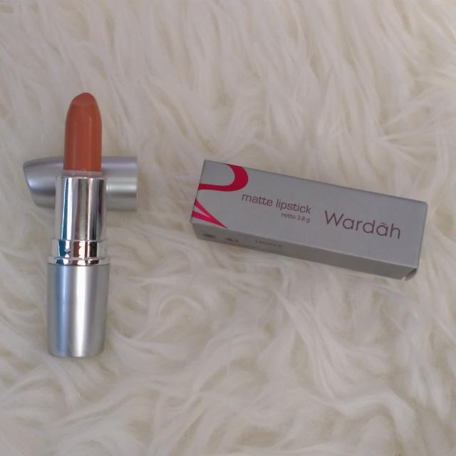 Wardah Matte Lipstick 3,8 g