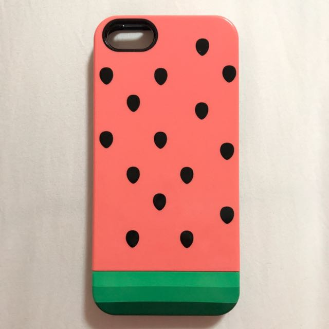 Watermelon iPhone 5/5s Hard Case