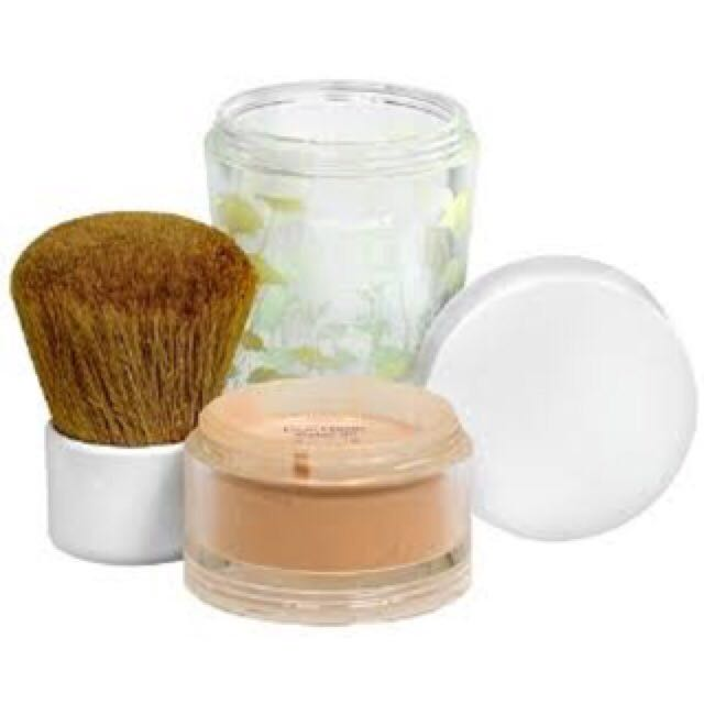 Wet and Wild Mineral Foundation Fair