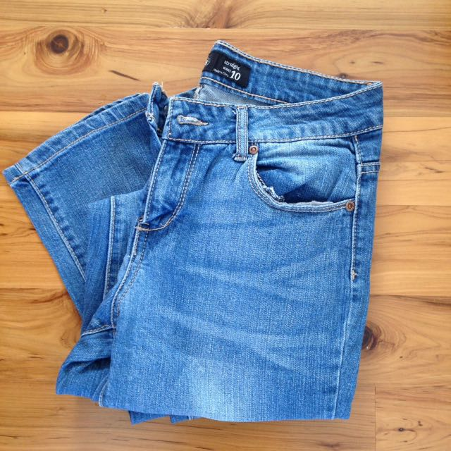 Women's Straight Jeans