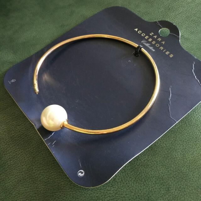 ZARA Necklace Pearl / Kalung Cantik SALE / DISKON