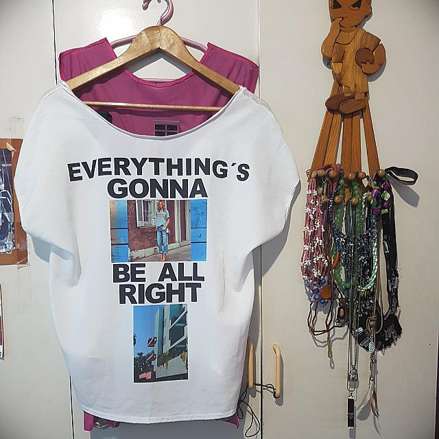 🎀Repriced!!Zara Printed Loose Top