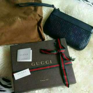 Authentic Gucci Wrislet