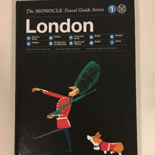 Monocle Travel Guide Series (London)