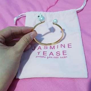 Pearl Rabbit Bracelet