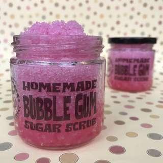 Wild Child Bubble Gum Sugar Scrub