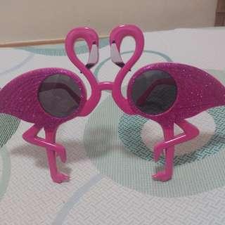 Flamingo Cool Summer Sun Glasses