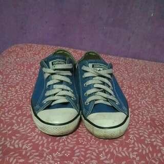 converse slim blue
