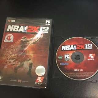 NBA 2k12 中文