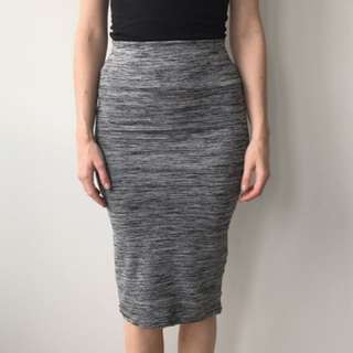 Zara Grey Skirt