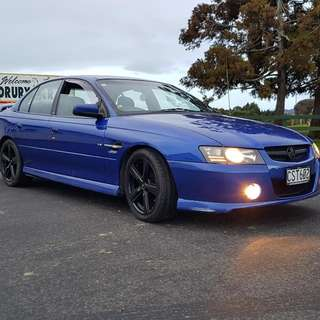 2005 Holden SS Commodore