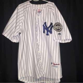 Authentic NY Yankees Baseball Shirt