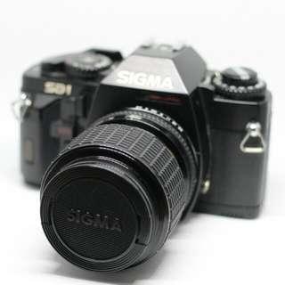 Sigma Limited Filem Camera