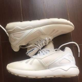 Adidas Tubular Originals All White