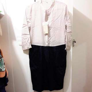 Muji Dress Sz Small